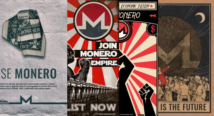 Imagens Promocionais do Monero